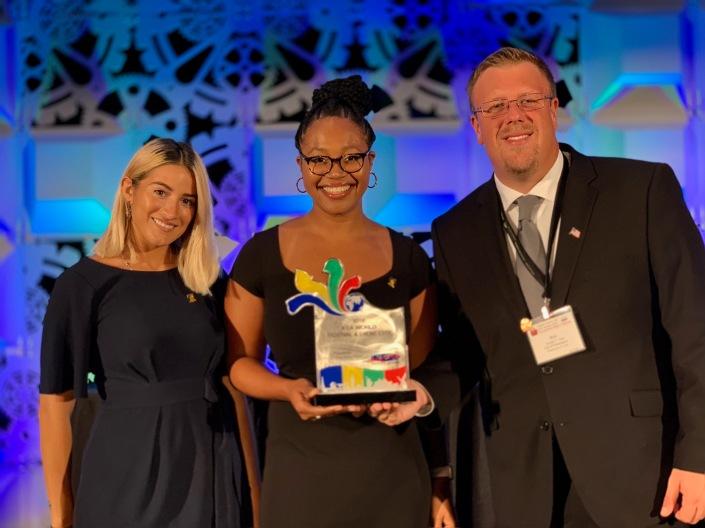 Philadelphia Receives IFEA World Festival and Event City Award